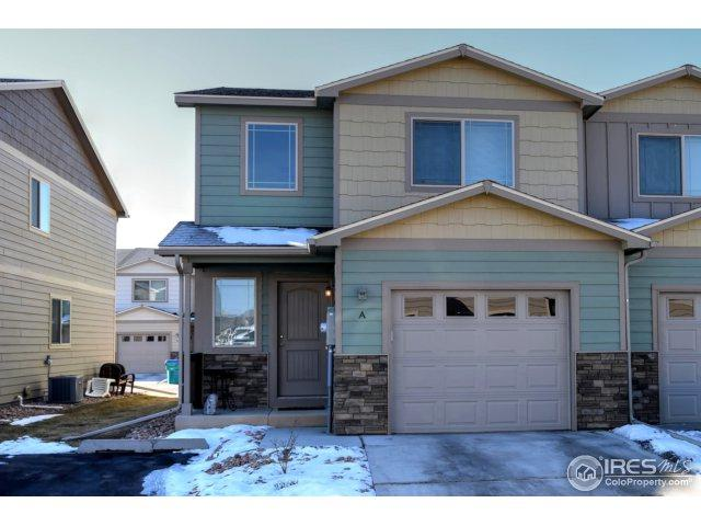 3123 Alybar Dr 17 A, Wellington, CO 80549 (MLS #842938) :: Downtown Real Estate Partners