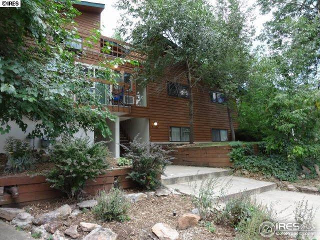 600 Arapahoe Ave #1, Boulder, CO 80302 (MLS #842958) :: The Daniels Group at Remax Alliance