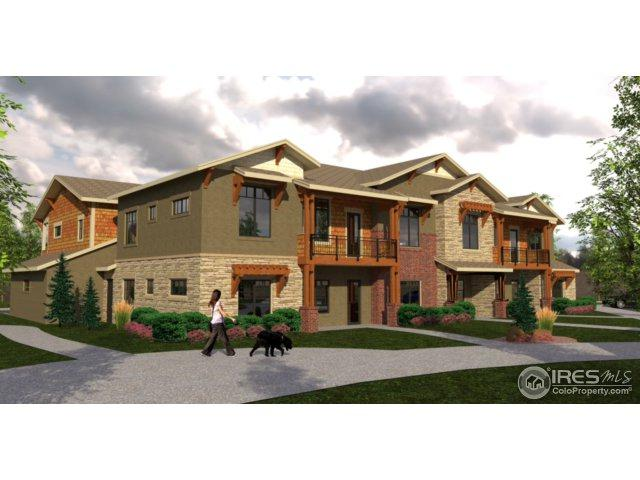 706 Centre Ave #201, Fort Collins, CO 80526 (MLS #842964) :: The Daniels Group at Remax Alliance
