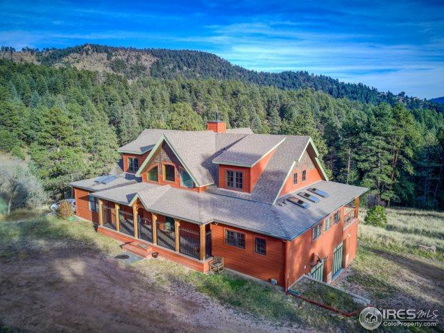 5038 Cameyo Rd, Indian Hills, CO 80454 (MLS #842984) :: Downtown Real Estate Partners