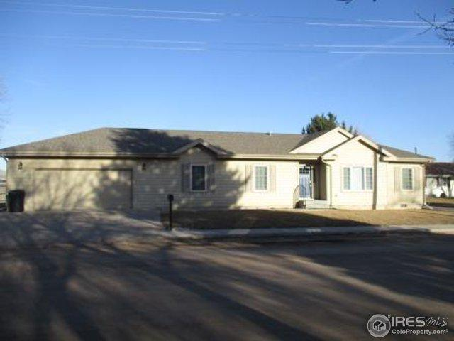 907 S Columbus St, Yuma, CO 80759 (#843082) :: The Peak Properties Group