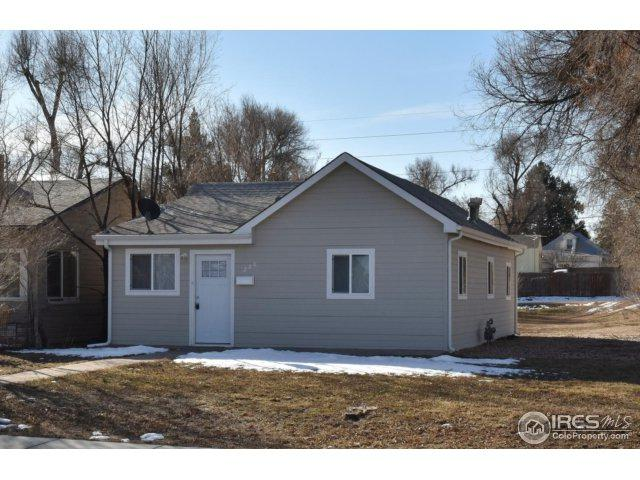 228 10th St, Greeley, CO 80631 (MLS #843090) :: The Daniels Group at Remax Alliance
