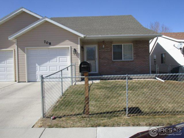 708 Daniels St, Brush, CO 80723 (MLS #843210) :: Downtown Real Estate Partners
