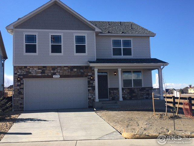 2178 Longfin Dr, Windsor, CO 80550 (MLS #843227) :: Downtown Real Estate Partners