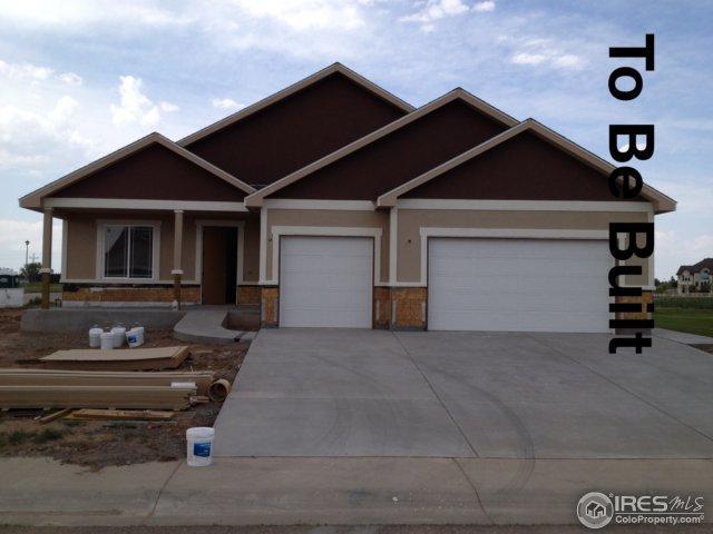 1564 Benjamin, Eaton, CO 80615 (#843255) :: Group 46:10 - Denver