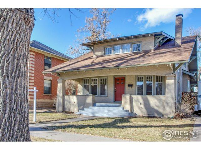 641 Remington St, Fort Collins, CO 80524 (MLS #843271) :: The Daniels Group at Remax Alliance