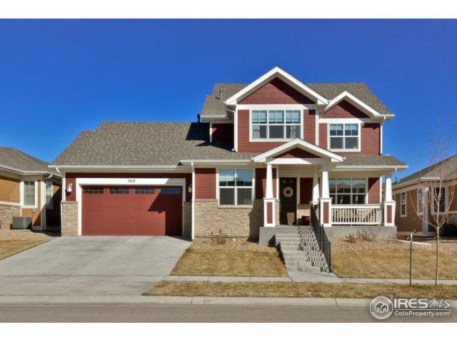 1512 Mount Meeker Ave, Berthoud, CO 80513 (MLS #843278) :: Downtown Real Estate Partners