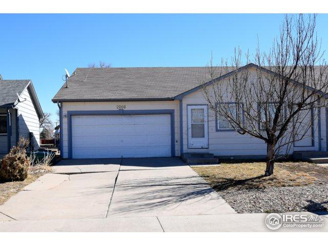 2008 Beech Ave #1, Greeley, CO 80631 (MLS #843290) :: Downtown Real Estate Partners