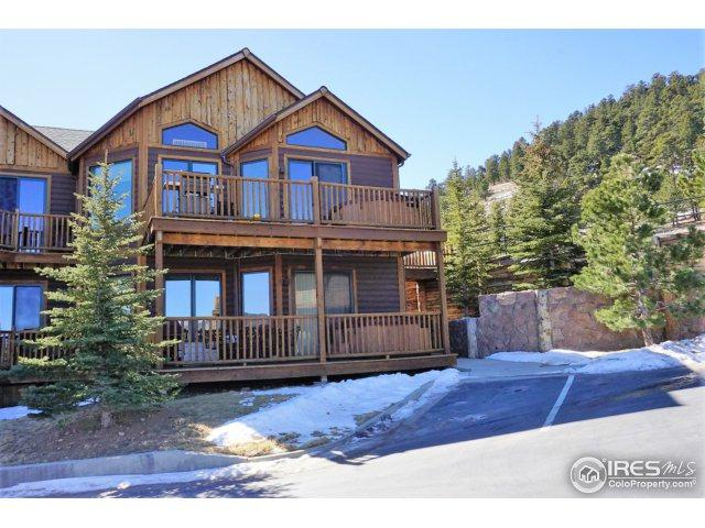 2625 Marys Lake Rd 40B, Estes Park, CO 80517 (MLS #843298) :: Downtown Real Estate Partners