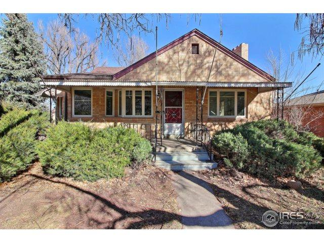1854 18th Ave, Greeley, CO 80631 (#843319) :: The Peak Properties Group
