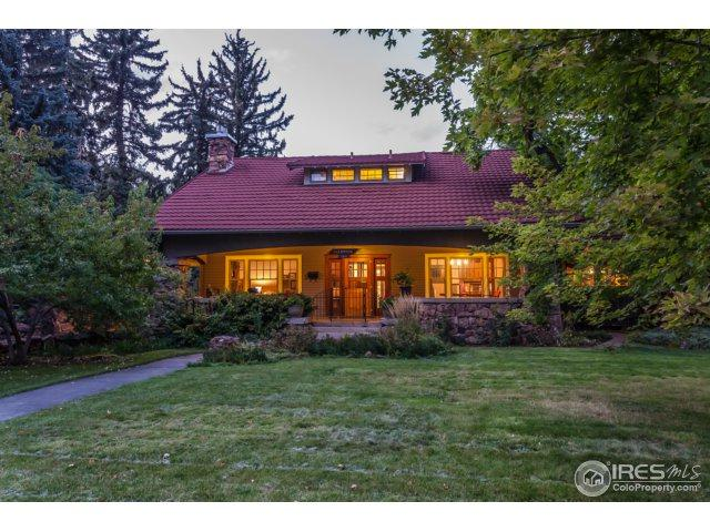 1160 Laporte Ave, Fort Collins, CO 80521 (MLS #843320) :: The Daniels Group at Remax Alliance