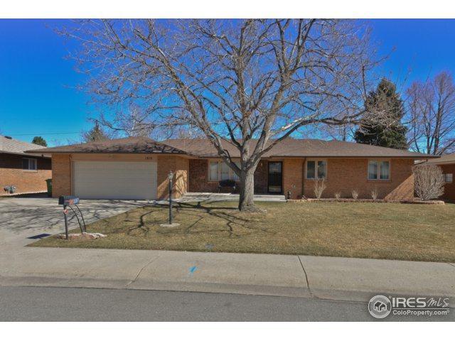 1810 Empire Ave, Loveland, CO 80538 (#843377) :: The Peak Properties Group