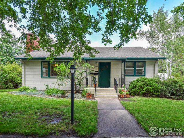 618 E Myrtle St, Fort Collins, CO 80524 (MLS #843383) :: Downtown Real Estate Partners