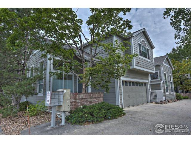 3202 47th St, Boulder, CO 80301 (MLS #843410) :: Downtown Real Estate Partners