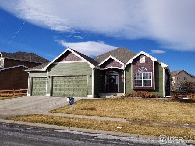 10121 W 15th St, Greeley, CO 80634 (#843425) :: Group 46:10 - Denver