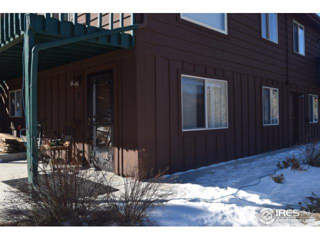 540 Birch Ave #2, Estes Park, CO 80517 (MLS #843436) :: The Daniels Group at Remax Alliance