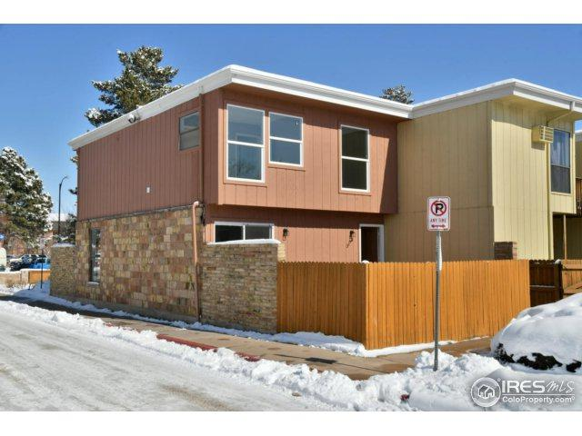 3198 29th St, Boulder, CO 80301 (MLS #843450) :: Downtown Real Estate Partners