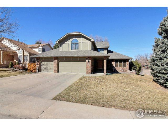 4501 23rd St, Greeley, CO 80634 (#843482) :: The Peak Properties Group