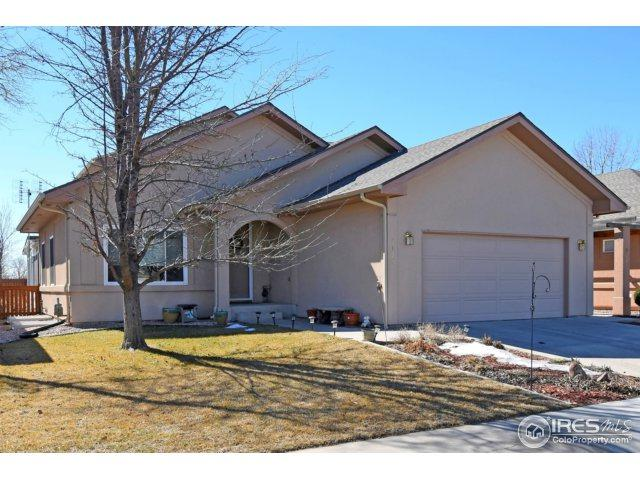 3127 Yellowstone Cir, Fort Collins, CO 80525 (#843493) :: The Peak Properties Group
