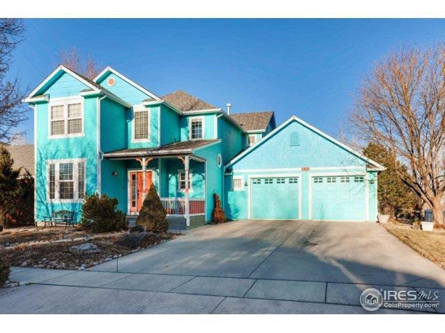 1317 Washburn Ave, Erie, CO 80516 (#843510) :: The Peak Properties Group