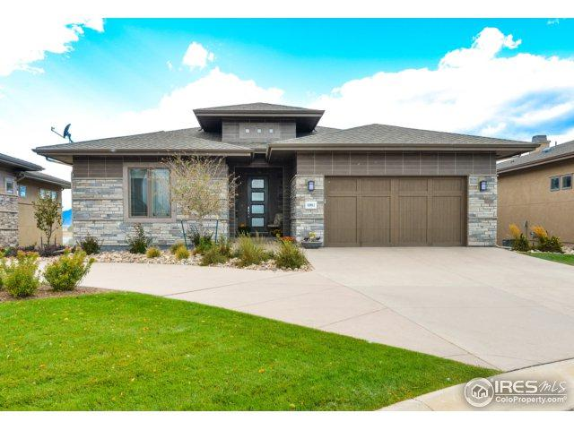 6901 Water View Ct, Timnath, CO 80547 (#843511) :: The Peak Properties Group