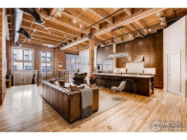 1450 Wynkoop St 1I, Denver, CO 80202 (MLS #843517) :: The Daniels Group at Remax Alliance
