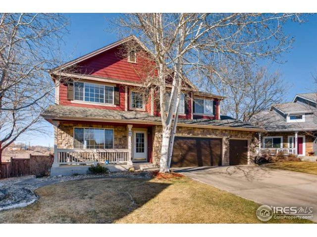 402 Huntington Hills Dr, Fort Collins, CO 80525 (#843519) :: The Peak Properties Group