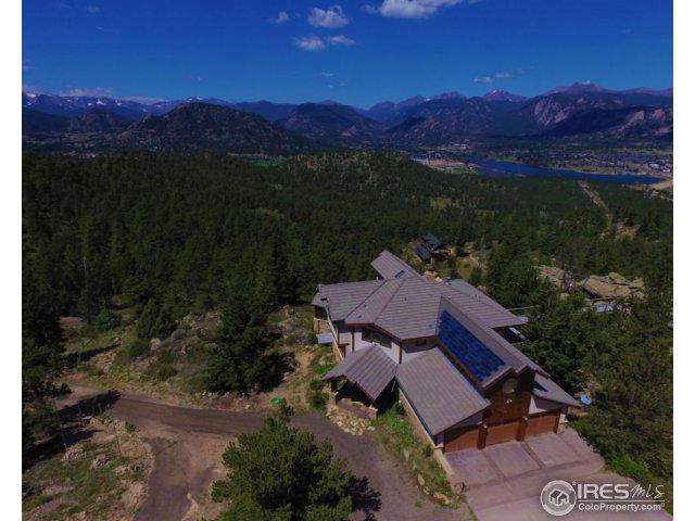 2864 E Highway 36, Estes Park, CO 80517 (MLS #843590) :: Downtown Real Estate Partners
