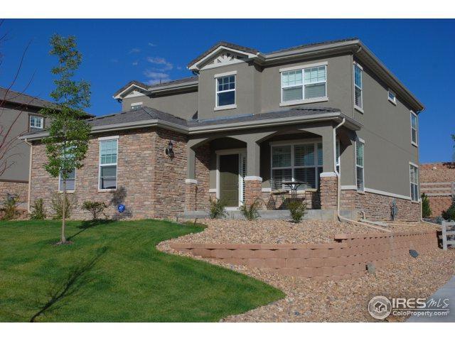 16406 Avalanche Run, Broomfield, CO 80023 (MLS #843594) :: 8z Real Estate