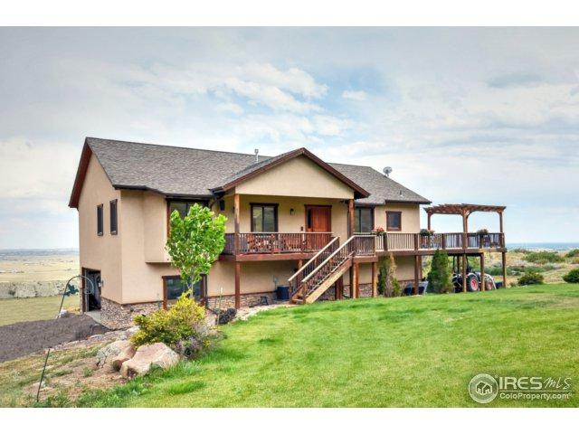 7895 Kremers Ln, Laporte, CO 80535 (MLS #843597) :: The Daniels Group at Remax Alliance
