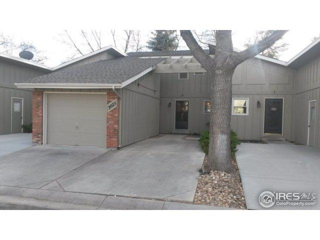 3025 Marina Ln #2, Fort Collins, CO 80525 (MLS #843639) :: The Daniels Group at Remax Alliance