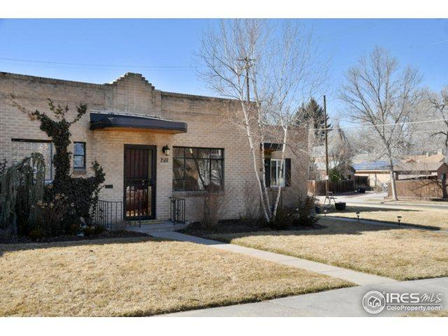 1581 Fairfax St, Denver, CO 80220 (MLS #843648) :: Downtown Real Estate Partners
