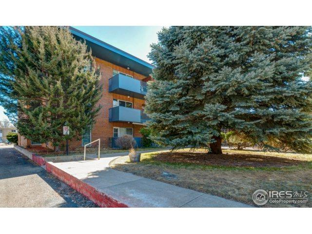620 Mathews St #304, Fort Collins, CO 80524 (MLS #843710) :: The Lamperes Team