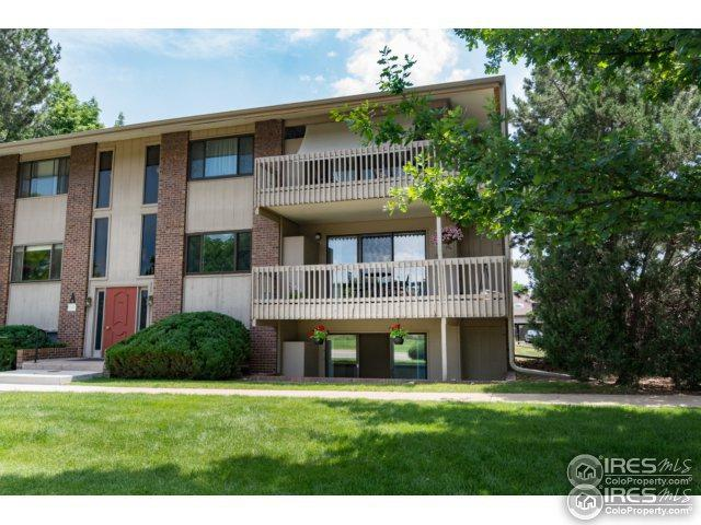 600 Manhattan Dr A5, Boulder, CO 80303 (MLS #843712) :: The Daniels Group at Remax Alliance