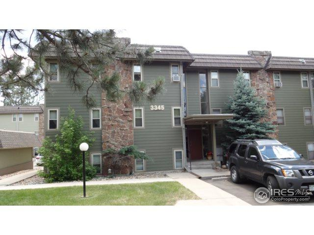3345 Chisholm Trl #204, Boulder, CO 80301 (MLS #843719) :: Downtown Real Estate Partners