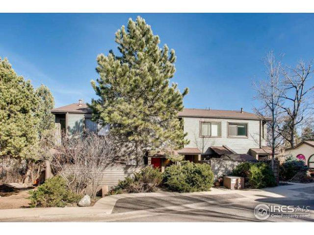 350 Arapahoe Ave #23, Boulder, CO 80302 (MLS #843740) :: The Daniels Group at Remax Alliance