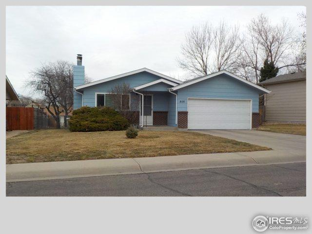 806 43rd Ave Ct, Greeley, CO 80634 (#843781) :: The Peak Properties Group
