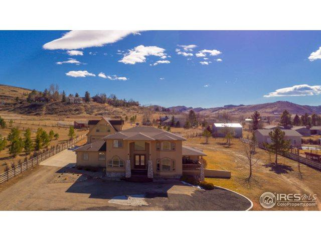 7668 Big Valley Dr, Loveland, CO 80537 (#843865) :: The Peak Properties Group