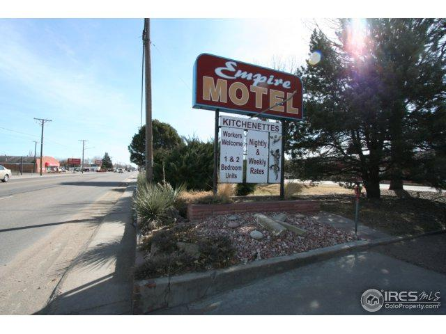 1408 Edison St, Brush, CO 80723 (MLS #843873) :: 8z Real Estate