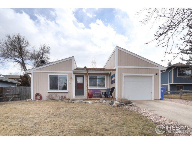 1244 22nd St, Loveland, CO 80537 (MLS #843913) :: 8z Real Estate