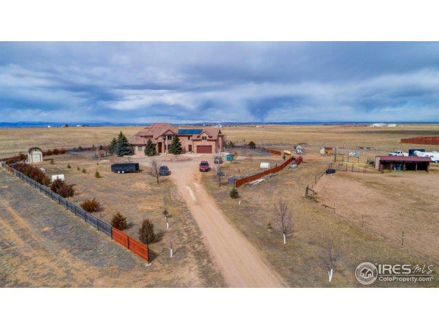50509 County Road 17, Wellington, CO 80549 (MLS #843952) :: The Daniels Group at Remax Alliance