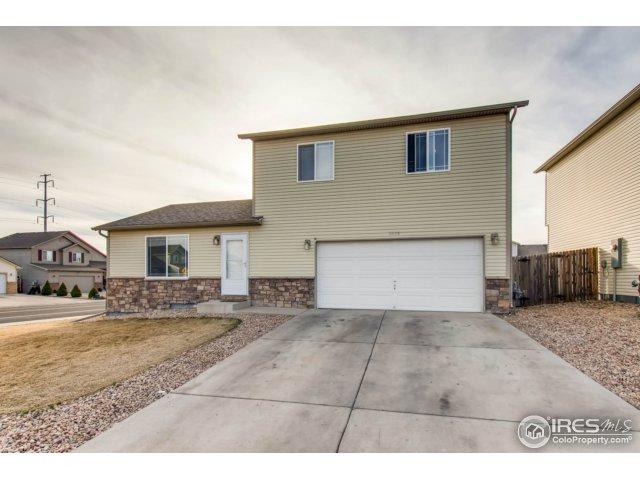 3039 41st Ave Ct, Greeley, CO 80634 (#843961) :: The Peak Properties Group