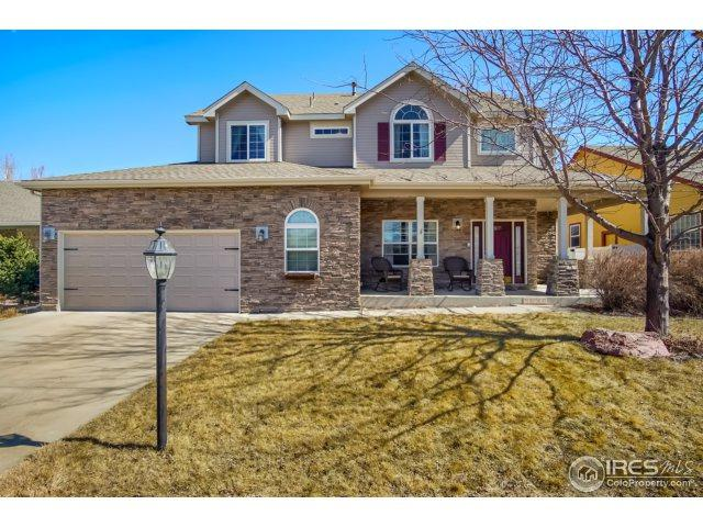 9040 Eldorado Ave, Frederick, CO 80504 (#843977) :: The Peak Properties Group