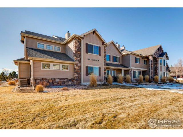 585 Callisto Dr #103, Loveland, CO 80537 (#843996) :: The Peak Properties Group