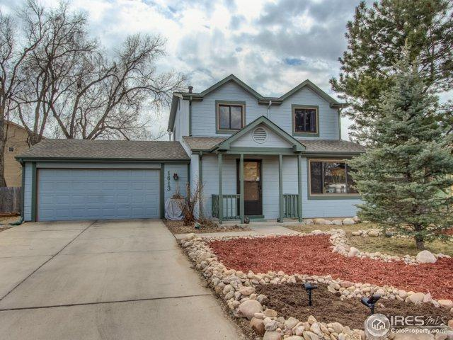 1613 Enfield St, Fort Collins, CO 80526 (#844137) :: The Peak Properties Group