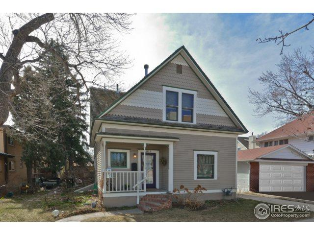 819 6th Ave, Longmont, CO 80501 (MLS #844146) :: The Daniels Group at Remax Alliance