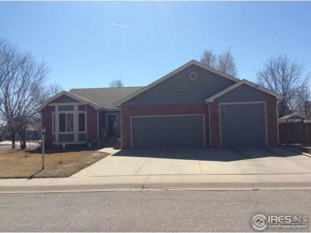 1788 Horseshoe Dr, Loveland, CO 80538 (MLS #844168) :: The Daniels Group at Remax Alliance
