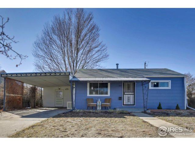 2621 S Hazel Ct, Denver, CO 80219 (MLS #844206) :: 52eightyTeam at Resident Realty