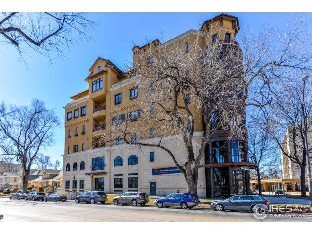 224 Canyon Ave #518, Fort Collins, CO 80521 (MLS #844209) :: Tracy's Team