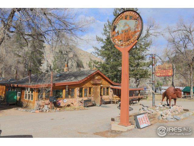 9940 W Highway 14, Bellvue, CO 80512 (#844212) :: The Peak Properties Group